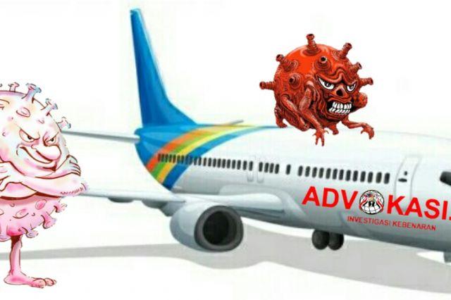 Di Gebuki Covid-19, Lion Air Rumahkan Puluhan Karyawannya