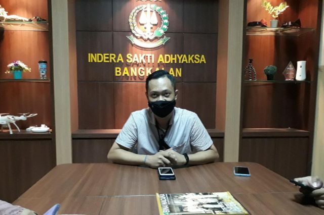 Setelah Syamsul Arifin Dijemput Paksa, Hari Ini Mulyanto Dahlan Menyerahkan Diri Ke Kejari Bangkalan