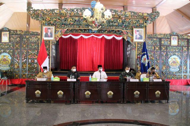 Kapolres Bangkalan : Hiburan dan Kegiatan Budaya Siap Dibuka Tapi Harus Kantongi Izin Dari Satgas Covid-19